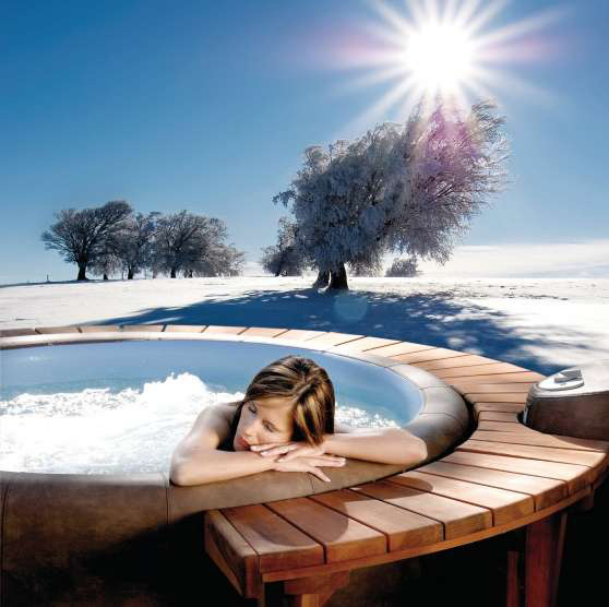 Spa neige ambiance spas - Location spa a domicile ...