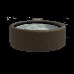 Mocha-Black-Tub